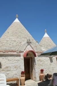 Trullo de la Casa Isabella près d'Alberobello