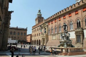 Bologne, centre historique