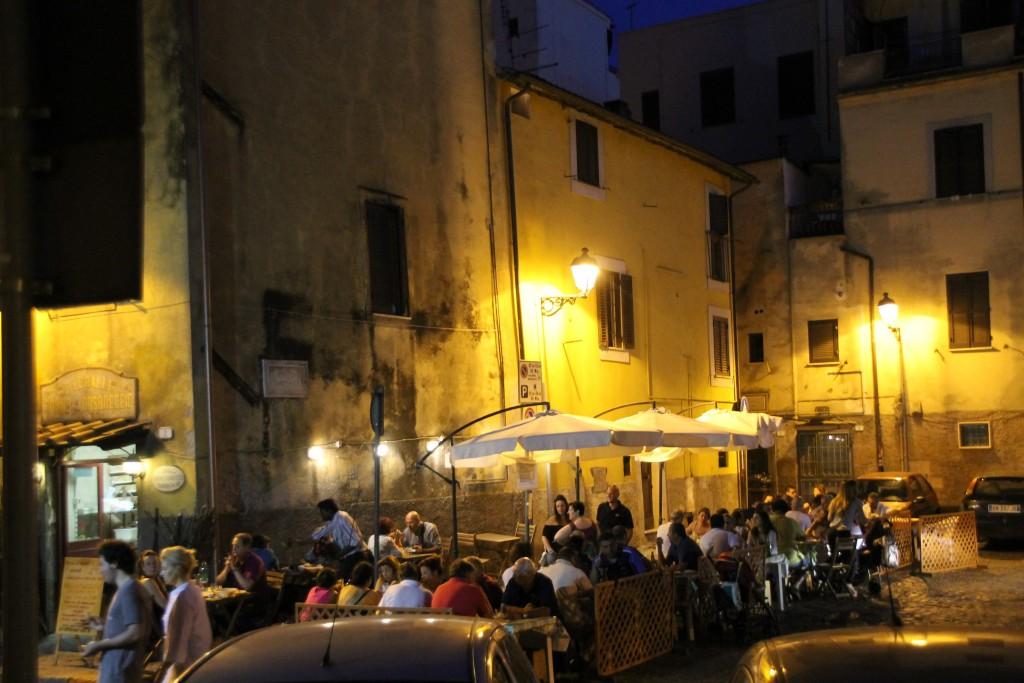 """La Cena"" à Frascati"