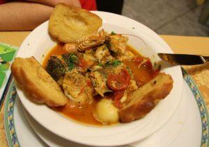 La soupe de poisson du Salento