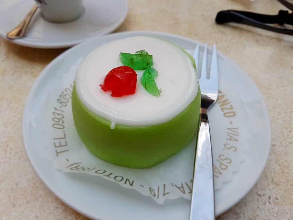 Cassata du caffe Costanzo (Noto)