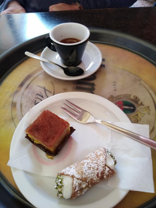 Torta di riso, spécialité de Bologne