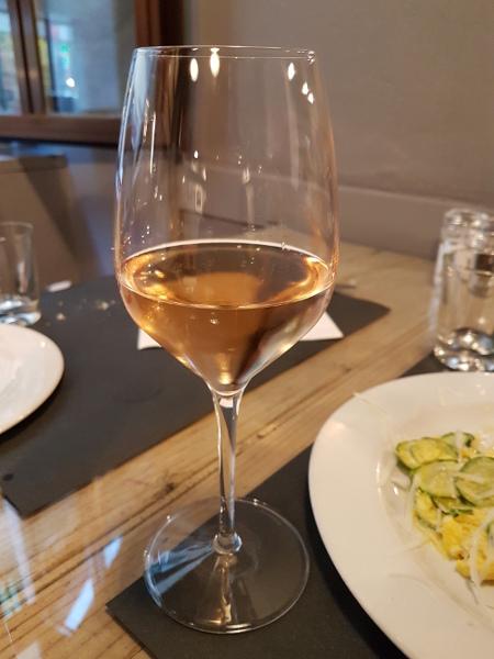 Verre de Pinot Grigio